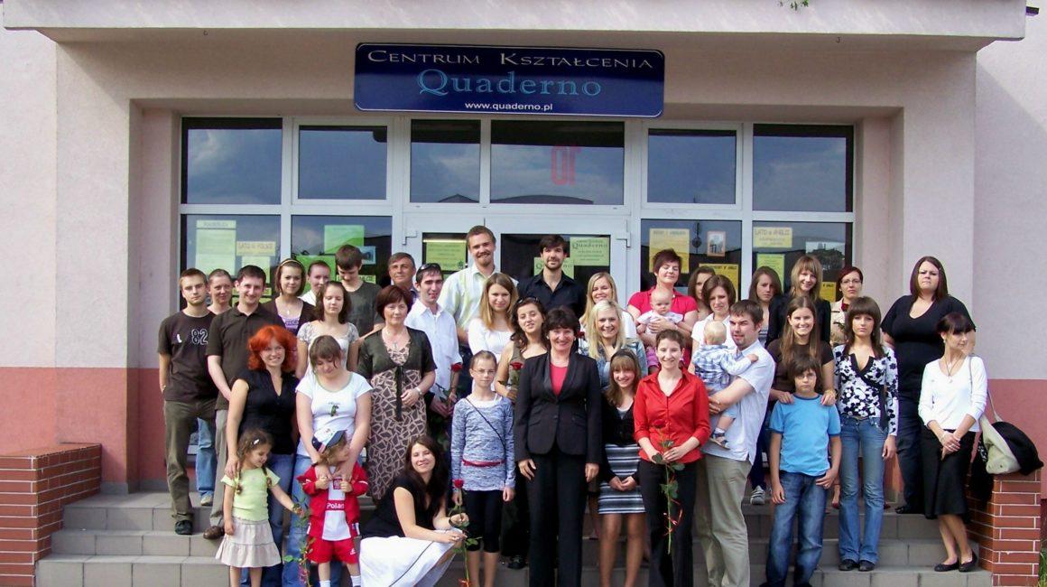 native speaker group photo